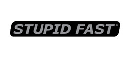 Buy Stupid Fast Decal Black/Gray 903366 at the best price of US$ 0.25 | BrocksPerformance.com