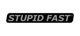 Buy Stupid Fast Decal Black/Gray SKU: 903366 at the price of US$ 0.25 | BrocksPerformance.com