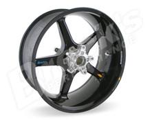 Buy BST Twin TEK 18 x 8.5 Rear Wheel - Harley-Davidson V-Rod (08-17) and Night Rod (08-17) w/ABS SKU: 166019 at the price of US$ 2699 | BrocksPerformance.com