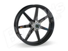 Buy BST 7 TEK 17 x 3.5 Front Wheel - Triumph Speed Triple (11-17) 7 Spoke 165525 at the best price of US$ 1475 | BrocksPerformance.com
