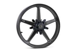 5x Harley Davidson Street Glide 07-17 Black Titanium Front Disc Rotor Bolts
