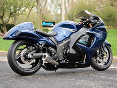 Buy Performance Package w/ Alien Head 2 Polished Suzuki Hayabusa (08-20) SKU: 825179 at the price of US$  2299 | BrocksPerformance.com
