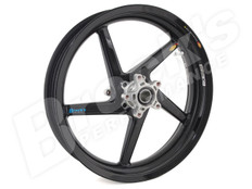 Buy BST Diamond TEK 17 x 3.5 R+ Series Front Wheel - Kawasaki ZX-14/R (06-20) / Z H2 (2020) / ZX-10R (06-15) / ZX-6R and ZX636 (05-20) 165941 at the best price of US$ 1795 | BrocksPerformance.com