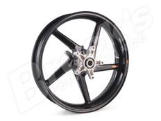 Buy BST Diamond TEK 17 x 3.5 Front Wheel -Suzuki Hayabusa (13-20) w/ ABS 166487 at the best price of US$ 1449 | BrocksPerformance.com