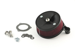 Buy S&S Stealth Air Cleaner Kit Stock CV/EFI Touring (99-06) SKU: 405020 at the price of US$  129.95 | BrocksPerformance.com