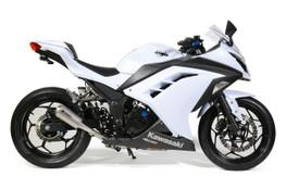 Buy VZ9 Veloce Slip-On System with Titanium Muffler Ninja 300 (13-17)  570022 at the best price of US$ 359 | BrocksPerformance.com