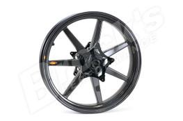 Buy BST 7 TEK 17 x 3.5 Front Wheel - Kawasaki Ninja H2 / H2R (15-20) and Ninja H2 SX / SE / SE+ (18-20) 167722 at the best price of US$ 1475 | BrocksPerformance.com