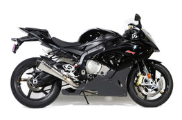 "Buy CT Megaphone Full System w/ 17"" Muffler S1000RR (15-19) and S1000R (17-20) 398256 at the best price of US$ 1999 