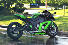 "Buy Sidewinder Full System 20"" Muffler ZX-10R (11-20) 397736 at the best price of US$ 1289 