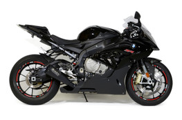 Buy Alien Head 2 Full System Black 14'' Muffler S1000RR (15-19) and S1000R (17-20) 398334 at the best price of US$ 1579 | BrocksPerformance.com