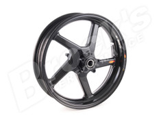 Buy BST Diamond TEK 16 x 3.5 R+ Series Front Wheel - Harley-Davidson Touring Models (00-08) 166565 at the best price of US$ 1849 | BrocksPerformance.com