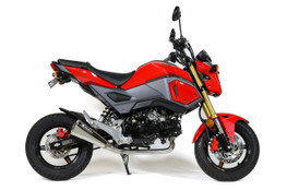 "Buy Alien Head 2 Full System 12"" Muffler Grom (17-20) / MSX125 (16-20) SKU: 398607 at the price of US$  449 