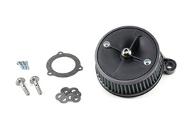 Buy S&S Sprint P16 HiFlo Stealth Air Cleaner Kit Stock CV/EFI Touring (99-06) SKU: 405202 at the price of US$ 199.95 | BrocksPerformance.com