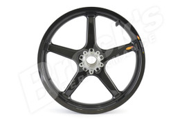Buy BST Twin TEK 18 x 3.5 Front Wheel - Suzuki Hayabusa Hub (08-12) - Custom 167670 at the best price of US$ 1945 | BrocksPerformance.com