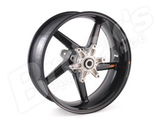 Buy BST Diamond TEK 17 x 6.625 R+ Series Rear Wheel - Suzuki Hayabusa (13-20) w/ ABS 167397 at the best price of US$ 2250 | BrocksPerformance.com