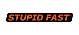 Buy Stupid Fast Decal Black/Orange SKU: 903379 at the price of US$  0.25 | BrocksPerformance.com