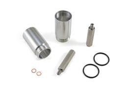 Buy Billet Fork Extension Kit 3 Inch Natural Finish 962842 at the best price of US$ 249 | BrocksPerformance.com