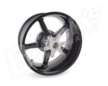 Buy BST Twin TEK 18 x 8.5 Rear Wheel - Triumph Rocket III (14-15) w/ ABS 167631 at the best price of US$ 2749 | BrocksPerformance.com