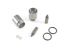 Buy Billet Fork Extension Kit 2 Inch Natural Finish SKU: 962829 at the price of US$ 279 | BrocksPerformance.com
