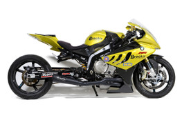 "Buy *Sidewinder Full System Black 14"" Muffler S1000RR (10-19) and S1000R (14-20) 398191 at the best price of US$ 1579 