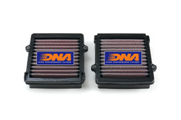 Buy DNA Air Filter Honda Africa Twin CRF1000L (16-19) 2 Filters 401296 at the best price of US$ 108.76 | BrocksPerformance.com