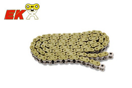 Buy EK Chain 525 ZVX3 Series ZX-Ring Chain 120 Link Gold 454981 at the best price of US$ 169 | BrocksPerformance.com