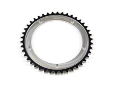 Buy Vortex Rear Sprocket 41 Tooth Black & Silver 525 Chain Ninja H2 (15-20) and Ninja H2 SX / SE / SE+ (18-20) 455943 at the best price of US$ 74.95 | BrocksPerformance.com