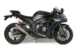 Buy Predator Slip-On (3/4 System) w/ Titanium Muffler ZX-10R (16-20) 570777 at the best price of US$ 929 | BrocksPerformance.com