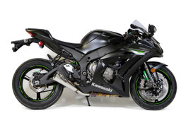 Buy Single Alien Head Slip-On (3/4 System) ZX-10R (16-20) 301812 at the best price of US$ 649 | BrocksPerformance.com