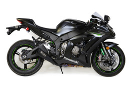 Buy Single Alien Head Slip-On (3/4 System) Black ZX-10R (16-20) 301825 at the best price of US$ 749 | BrocksPerformance.com
