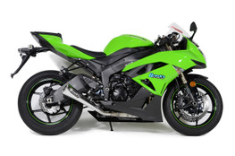 "Buy Alien Head Full System 14"" Muffler ZX-6R (09-20) SKU: 398204 at the price of US$  1229 