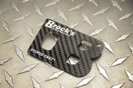 Buy Carbon Fiber Bottle Opener 600162 at the best price of US$ 12.99 | BrocksPerformance.com