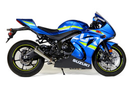 "Buy ShortMeg 2 Full System 14"" Muffler GSX-R1000/R (17-20) 398672 at the best price of US$ 1239 