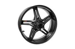 Buy BST Rapid TEK 17 x 6.0 Rear Wheel - BMW S1000RR (10-19), S1000R (14-20), and HP4 (12-15) SKU: 170040 at the price of US$ 2299 | BrocksPerformance.com