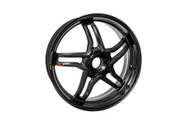 Buy BST Rapid TEK 17 x 6.0 Rear Wheel - Ducati 748 / 916 / 996 / 998 (94-03) / 796 / 848 (08-13) / Hypermotard 950 (19-21) SKU: 170079 at the price of US$ 2299   BrocksPerformance.com