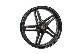 Buy BST Rapid TEK 17 x 3.5 Front Wheel - Kawasaki ZX-14/R (06-21) / ZX-10R (06-15) / ZX-6R and ZX636 (05-21) SKU: 170326 at the price of US$ 1599 | BrocksPerformance.com