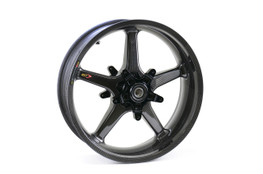 BST Twin TEK 18 x 5.5 Front Wheel for Spoke Mounted Rotor (Dual Rotor) - Harley-Davidson Touring Models (14-20)