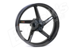 Buy BST Diamond TEK 17 x 4.50 Rear Wheel - Kawasaki Ninja 250 and 300 168619 at the best price of US$ 1995 | BrocksPerformance.com