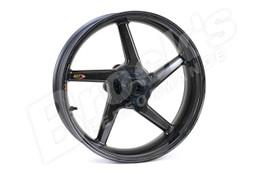 Buy BST Diamond TEK 17 x 4.50 Rear Wheel - Yamaha R3 168671 at the best price of US$ 1995 | BrocksPerformance.com