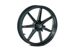 Buy BST 7 TEK 17 x 3.5 Front Wheel - Kawasaki ZX-14/R (06-20) / Z H2 (2020) / ZX-10R (06-15) / ZX-6R and ZX636 (05-20) 168970 at the best price of US$ 1750 | BrocksPerformance.com