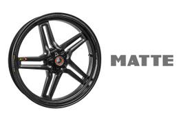 Buy BST Rapid TEK 17 x 3.5 Front Wheel - MATTE - Ducati 899/959/821/1199 w/ABS / 1299 / V4 / Streetfighter V4 / V2 / 1299S / 1299R / FE 15-16 SKU: 170183 at the price of US$ 1674   BrocksPerformance.com