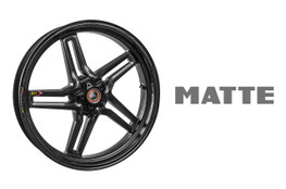 Buy BST Rapid TEK 17 x 3.5 Front Wheel - MATTE - Ducati 1098 / 1198 / 848 / S-Fighter/SuperSport 939 170196 at the best price of US$ 1674 | BrocksPerformance.com