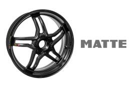 Buy BST Rapid TEK 17 x 6.0 Rear Wheel - MATTE -  Ducati 1098/1098R/S/1199/1299 /1299Rfe/ V4/ S-Fighter / 1198 (2007-12)/SuperSport 939 170209 at the best price of US$ 2299 | BrocksPerformance.com