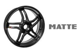 Buy BST Rapid TEK 17 x 6.0 Rear Wheel - MATTE - Ducati 1098/1098R/S/1199/1299 / 1299Rfe / V4 / Streetfighter V4 / 1198 (2007-12) / SuperSport 939 SKU: 170209 at the price of US$ 2449   BrocksPerformance.com