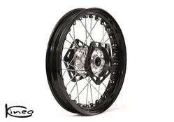 Front Kineo Wire Spoked Wheel 3.50 x 17.0 - Moto Guzzi V7 (all)