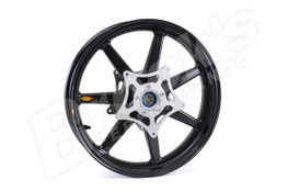 Buy BST Panther TEK 17 x 3.5 Front Wheel - BMW R nineT (17-19 w/ Hub Mounted ABS Ring) 163731 at the best price of US$ 1750 | BrocksPerformance.com
