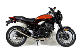 "Buy StreetMeg Full System 20"" Muffler Kawasaki Z900RS / Cafe (18-21) SKU: 398724 at the price of US$ 1129 | BrocksPerformance.com"