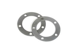 Buy 2mm Aluminum Brake Rotor Spacer Kit 930528 at the best price of US$ 125 | BrocksPerformance.com