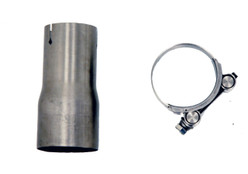 Buy Termignoni Oval Stainless Adapter For BW02 R 1200 GS (05-09) 753175 at the best price of US$ 39.95 | BrocksPerformance.com