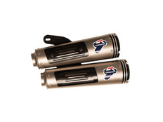 Buy Termignoni Conical Dual Mufflers Stainless Slip-On R nineT (16-18) Mufflers ONLY 753279 at the best price of US$ 869 | BrocksPerformance.com